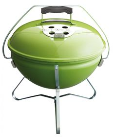 Weber Smokey Joe Premium, 37cm, Spring Green