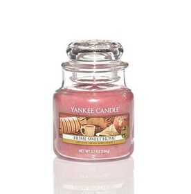 Yankee Candle Home Sweet Home, kleines Glas
