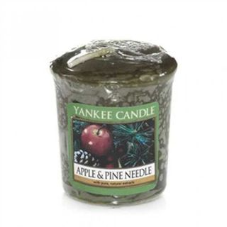 Yankee Candle Apple & Pine Needles, Votivkerze