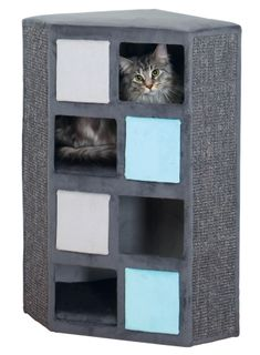 Trixie Cat Tower Pino 79cm grau