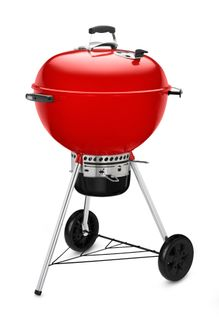 Weber Master-Touch GBS, 57cm, Rot, Limited Special Edition 2018