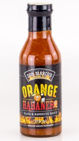DON MARCO'S Glaze & BBQ Sauce Orange/Habanero 375ml