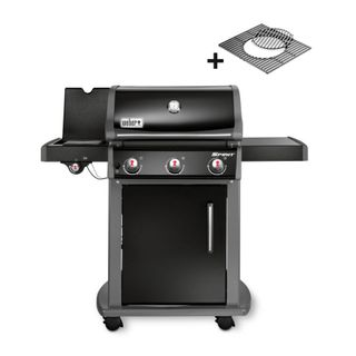 Weber Spirit E-320 Original GBS Black inkl. iGrill Mini Thermometer