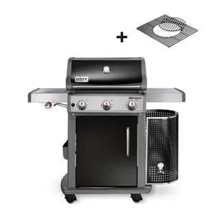 Weber Spirit E-320 Premium GBS Black inkl. iGrill Mini Thermometer