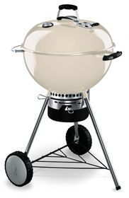 Weber Master-Touch GBS, 57cm, Ivory