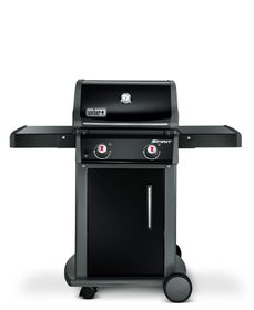 Weber Spirit E-210 Original, Black