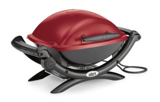 Weber Q 1400, Limited Maroon Edition 2018