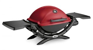 Weber Q 1200, Limited Maroon Edition 2018