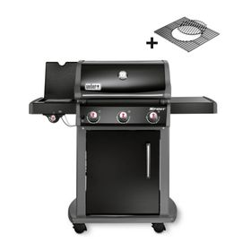 Weber Spirit E-320 Original GBS, Black Edition 2017