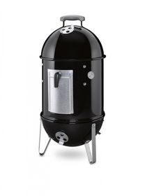 Weber Smokey Mountain Cooker 37cm, Black Edition 2017