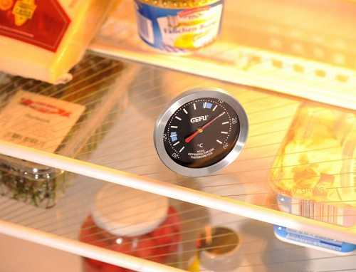 Kühlschrankthermometer : Gefu gefrier kühlschrankthermometer