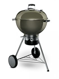 Weber Master-Touch GBS, 57cm, Smoke Grey
