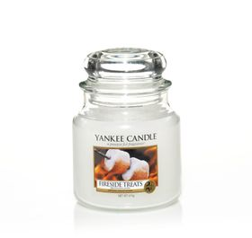 Yankee Candle Fireside Treats, mittleres Glas