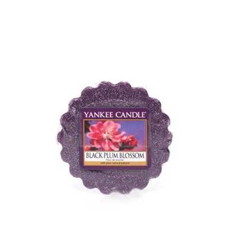 Yankee Candle Black Plum Blossom, Wax Melt/Tart
