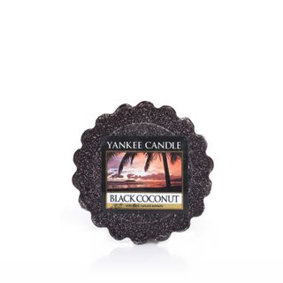 Yankee Candle Black Coconut, Wax Melt/Tart