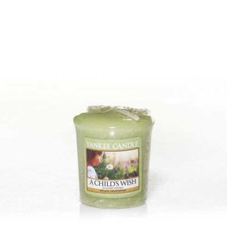 Yankee Candle A Childs Wish, Votivkerze