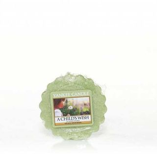 Yankee Candle A Childs Wish, Wax Melt/Tart