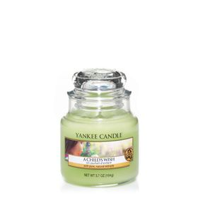 Yankee Candle A Childs Wish, kleines Glas