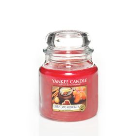 Yankee Candle Christmas Memories, mittleres Glas