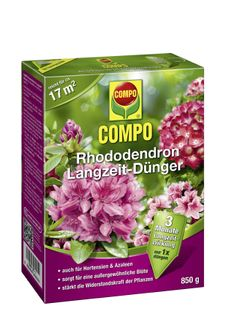 COMPO Rhododendron Langzeit-Dünger 850g