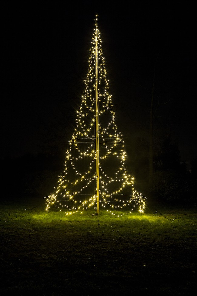 Fairybell led weihnachtsbaum 600cm 600 leds warmwei - Fairybell led weihnachtsbaum ...