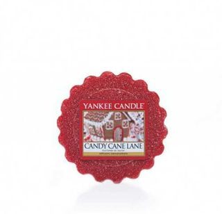 Yankee Candle Candy Cane Lane, Wax Melt/Tart