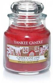 Yankee Candle Candy Cane Lane, kleines Glas