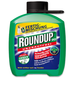 Roundup Speed Fertigmischung 2,5 l