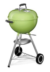 Weber Original Kettle, 47cm, Spring Green
