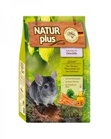 NATUR plus 700g  für Chinchillas