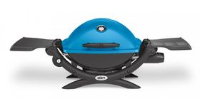 Weber Q 1200, Limited Blue Edition
