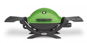 Weber Q 1200, Limited Green Edition