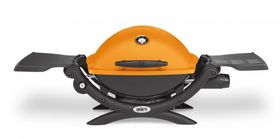 Weber Q 1200, Limited Orange Edition