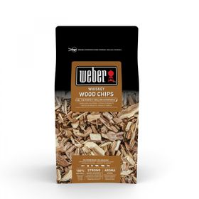 Weber Räucherchips Whiskey, 700g