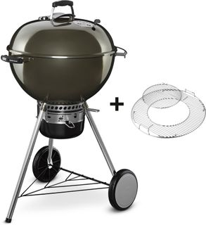 Weber Master-Touch GBS, 57cm, Smoke Grey, Special Edition