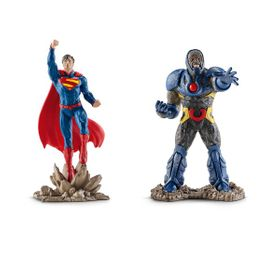 Schleich Scenery Pack SUPERMAN vs. DARKSEID