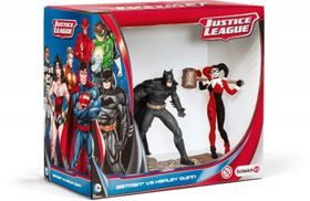 Schleich Scenery Pack BATMAN vs. HARLEY QUINN