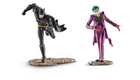 Schleich Scenery Pack BATMAN vs. THE JOKER