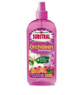 Substral® Orchideen Blattpflege 300ml