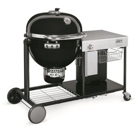 Weber Summit Charcoal Grill Center, 60cm, Black