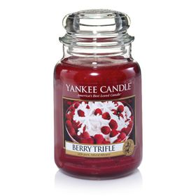 Yankee Candle Berry Trifle, großes Glas