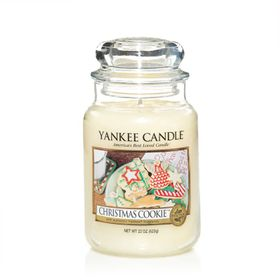 Yankee Candle Christmas Cookie, großes Glas