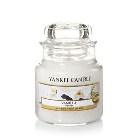 Yankee Candle Angel's Wings, kleines Glas
