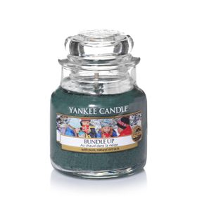 Yankee Candle Bundle Up, kleines Glas