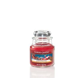 Yankee Candle Christmas Eve, kleines Glas
