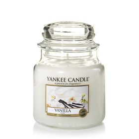 Yankee Candle Angel's Wings, mittleres Glas