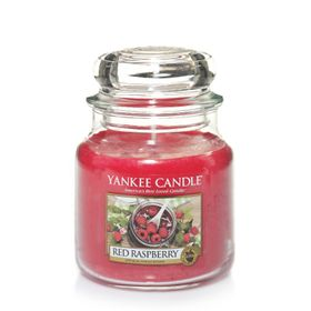 Yankee Candle Cranberry Pear, mittleres Glas