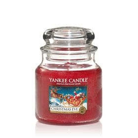 Yankee Candle Christmas Eve, mittleres Glas