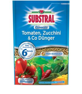 Substral® Osmocote® Tomaten, Zucchini & Co Dünger 750g